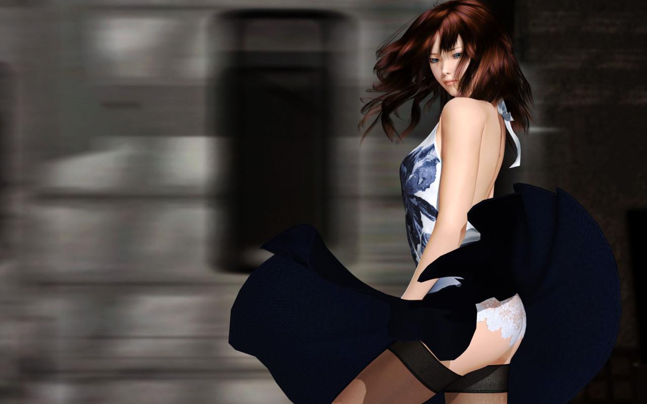 Фото ветер поднимает юбки 12